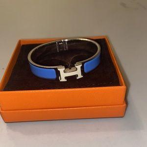 Hermes clic H bracelet
